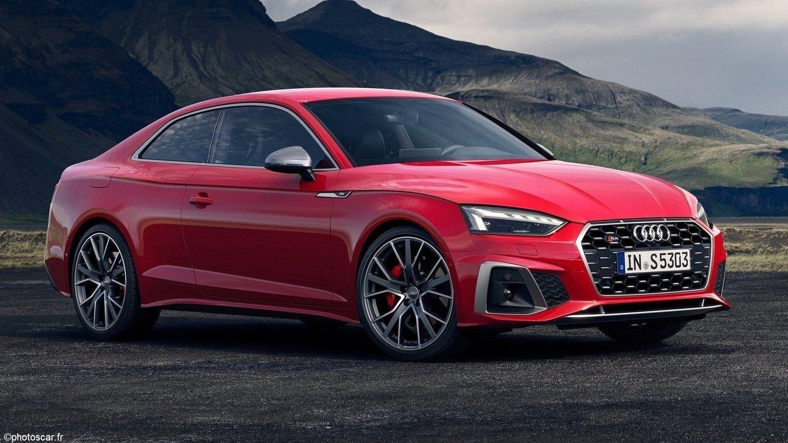Audi S5 Coupe Tdi 2020 Puissant Sophistique Et Efficace Audi S5 Audi Moteur Diesel