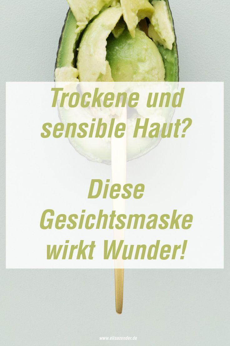 Avocado Gesichtsmaske selber machen: So geht's! -
