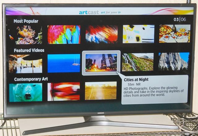 Artcast Displays Classic Paintings Photos And More On Your Tv