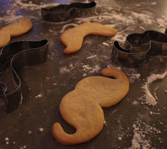 Mustache Cookie Cutter – $7