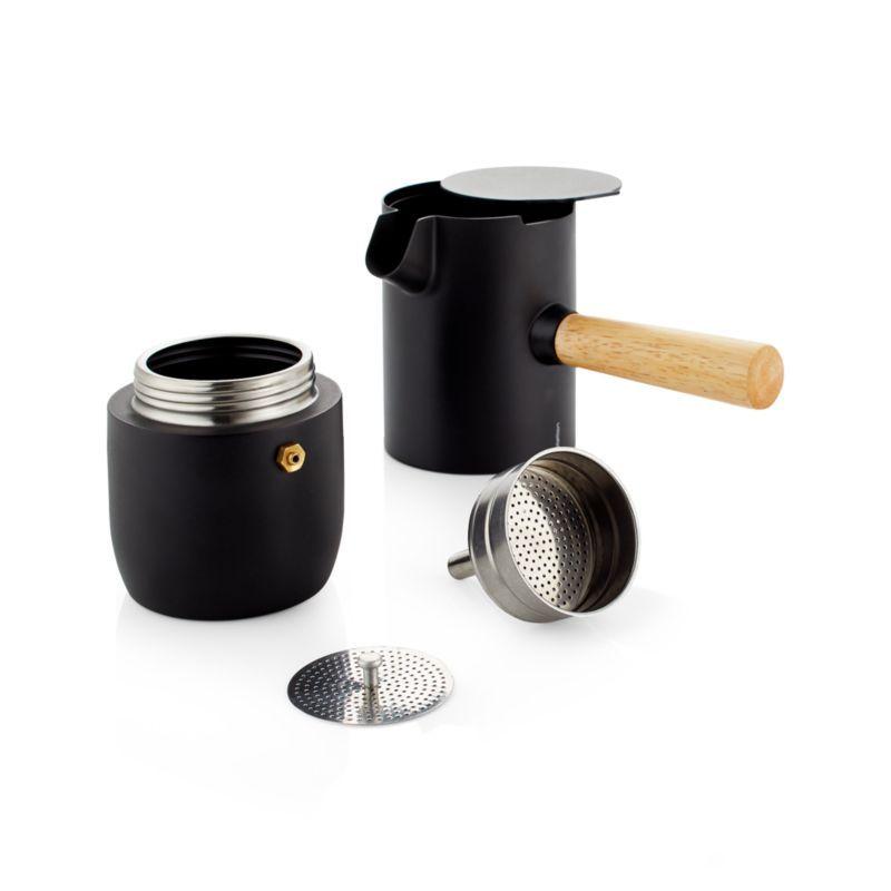 Stelton Collar Espresso Maker #espressoathome