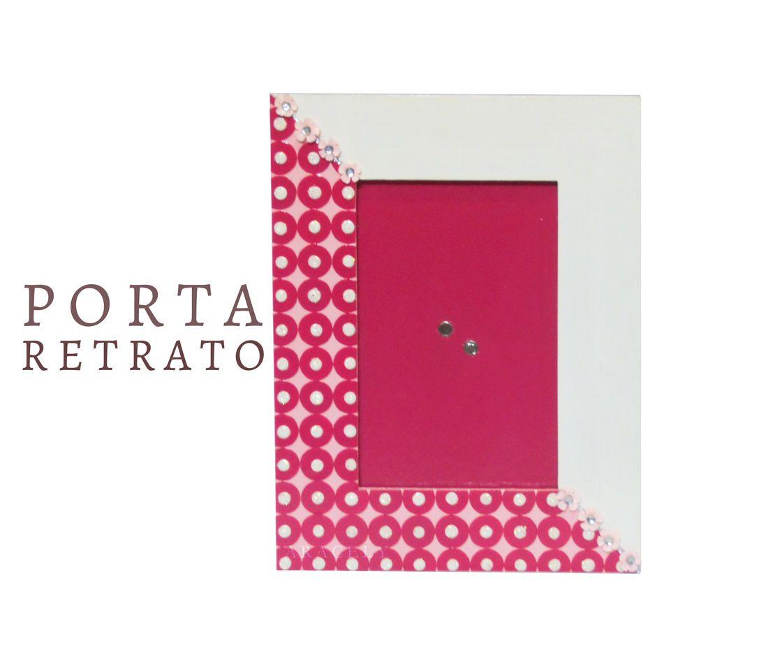 porta-retratos-puntos-blancos-magenta.jpg (1087×954)