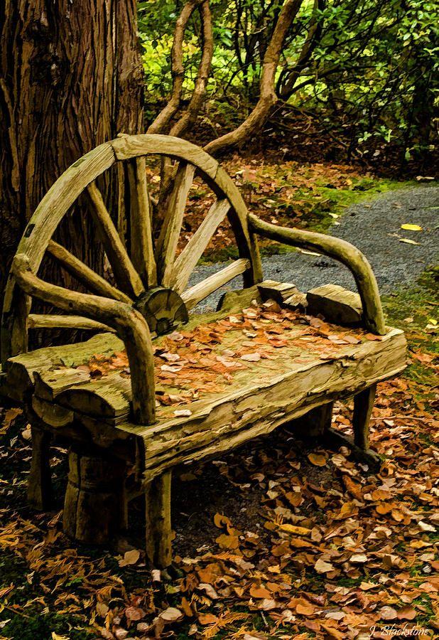Super schöne Gartenbank | Gardening | Pinterest | Gartenbänke, Super ...