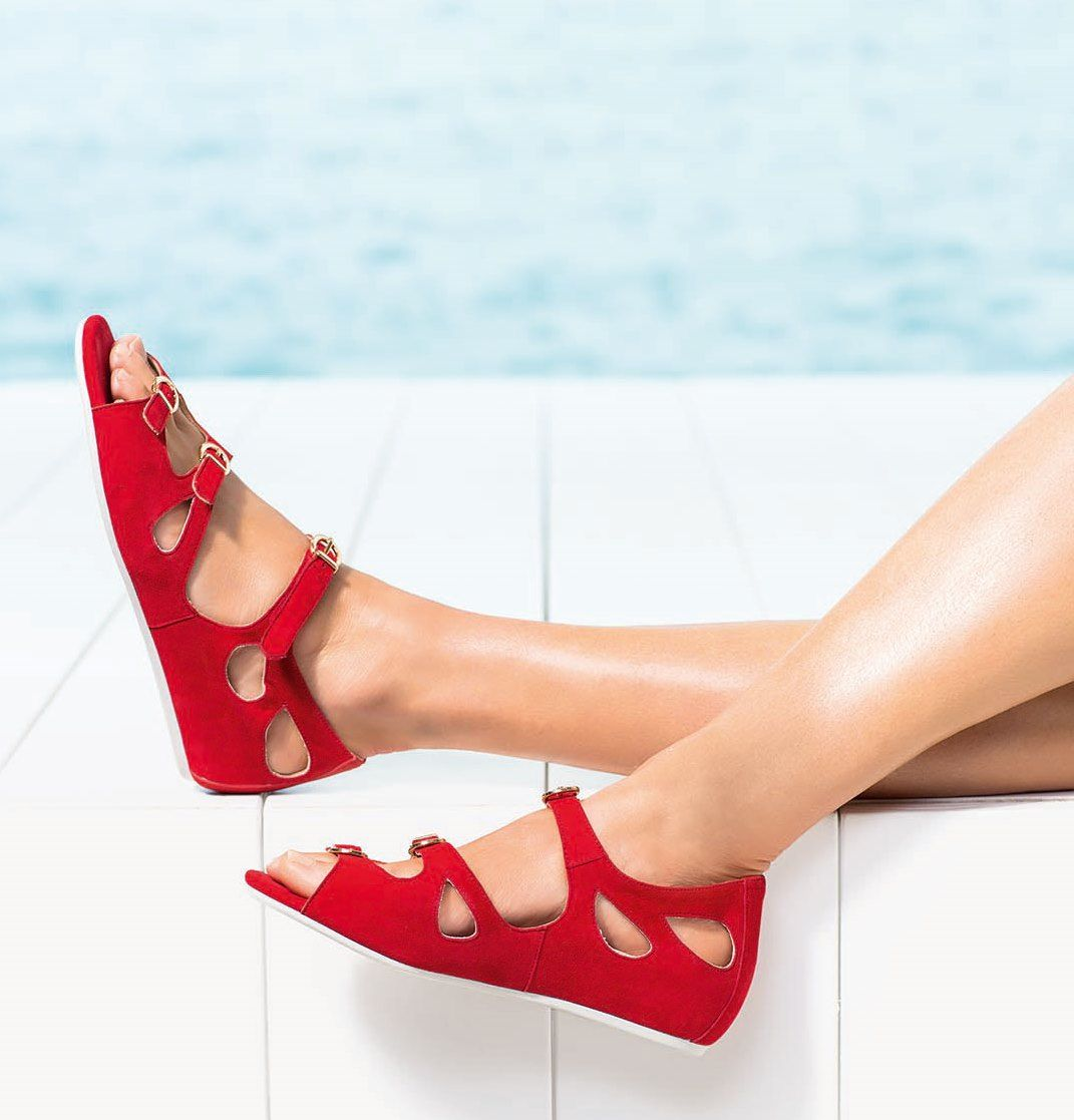 ziera orthotic sandals