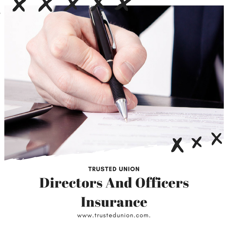 Directors And Officers Insurance Hong Kong Insurance Officer