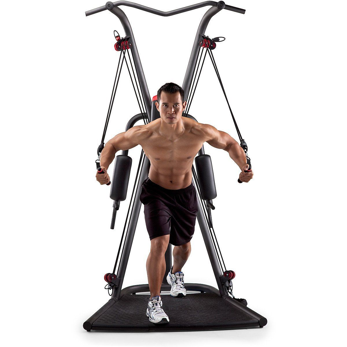 Bowflex Revolution Space Requirements: Crossbow Workout Machine Dimensions