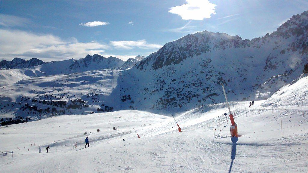 Guía Para Esquiar En Grandvalira Andorra Estaciones De Esqui Esquiar Andorra