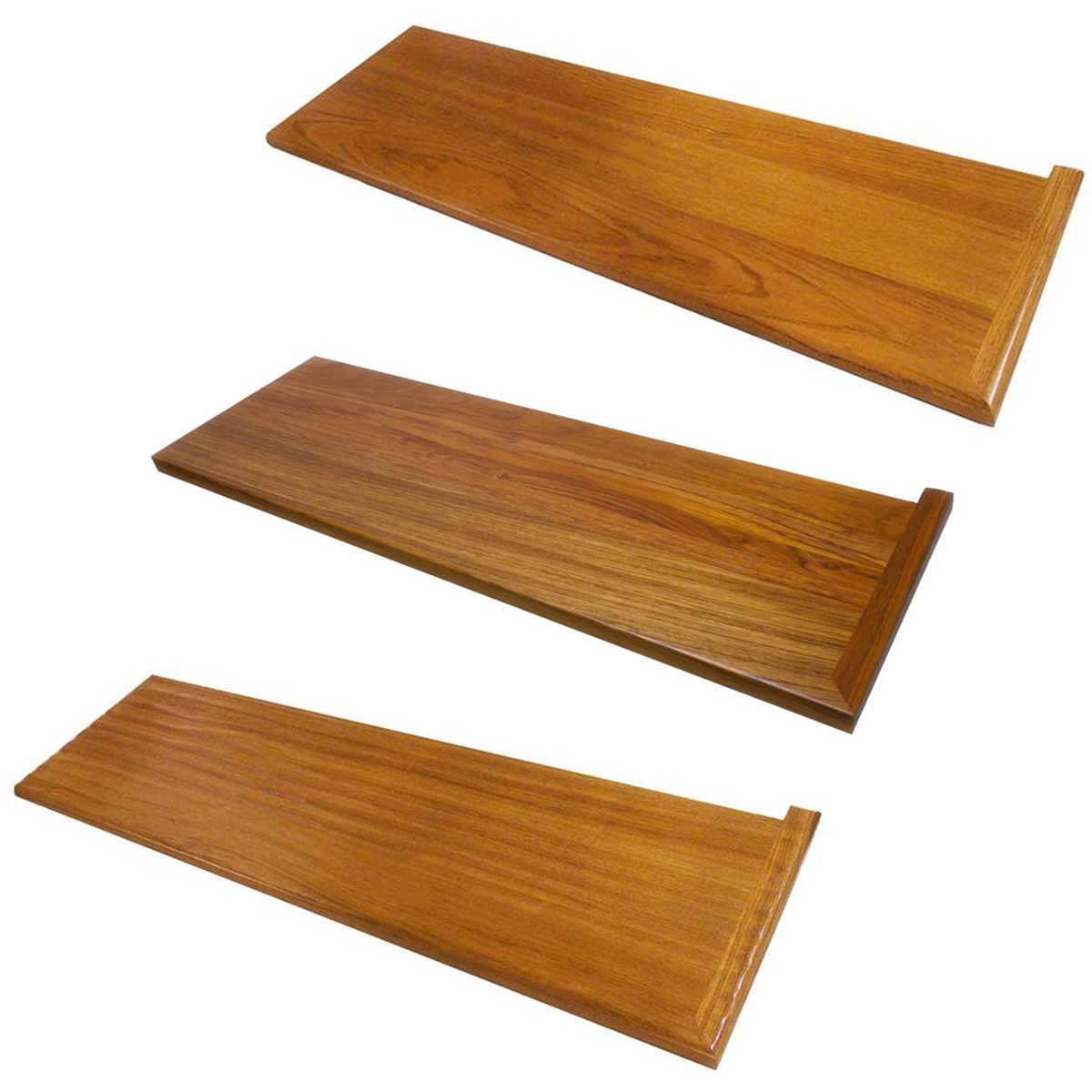 Best Solid Wood Stair Treads Wood Stair Treads Oak Stairs 640 x 480