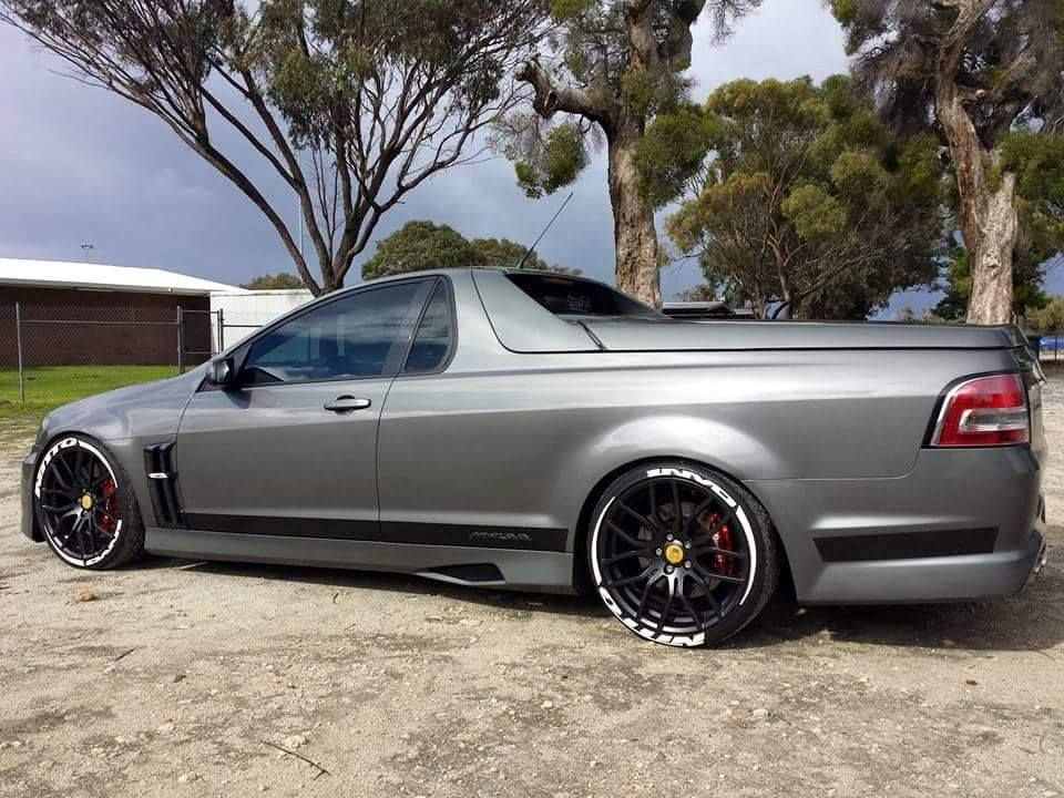 holden hsv ute | Chevrolet lumina, Aussie muscle cars ...