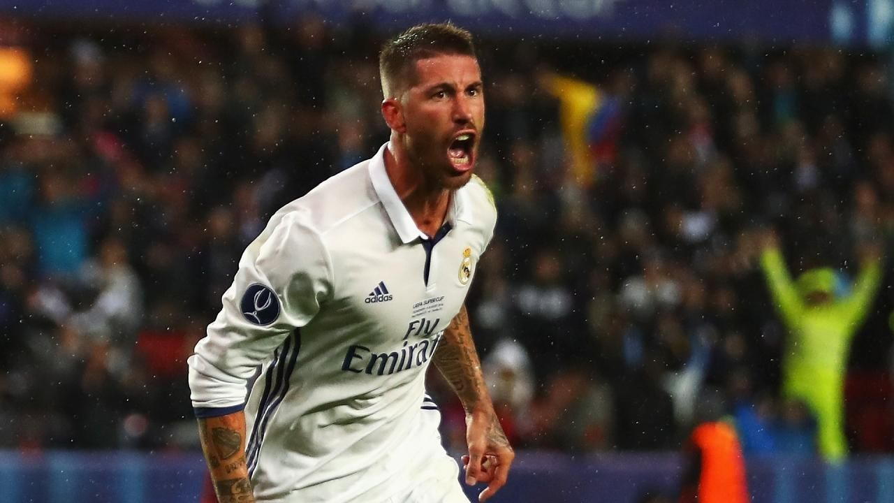 Download Uefa Super Cup Video Real Madrid Vs Sevilla 3 2 2016 All Goals Highlights Real Madrid Uefa Super Cup Sergio Ramos