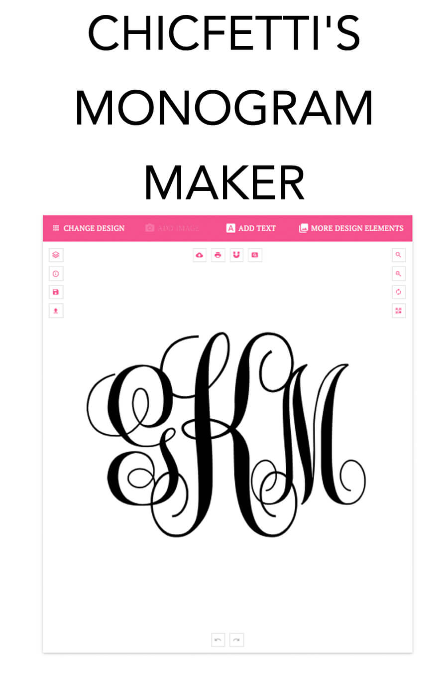Monogram Maker With Images