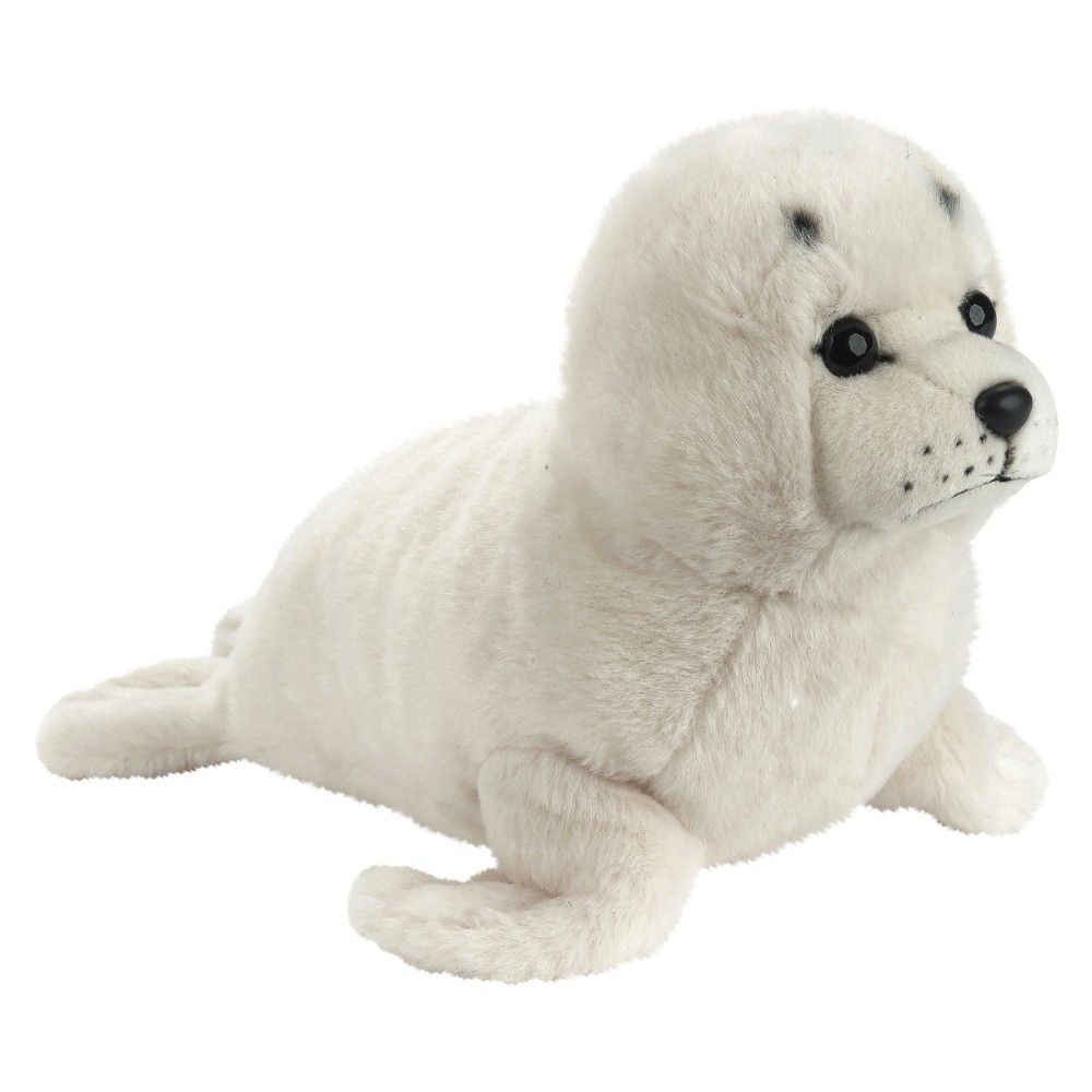 Lelly national geographic seal plush toy in 2021 plush