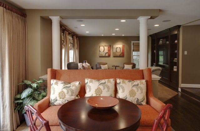 Case Design Remodeling Inc Contemporary Living Room Dc Metro By Case Living Room White Living Room Designs Contemporary Living Room