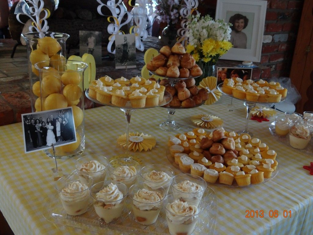 Granny S 80th Birthday Celebration And Catering 80th Birthday