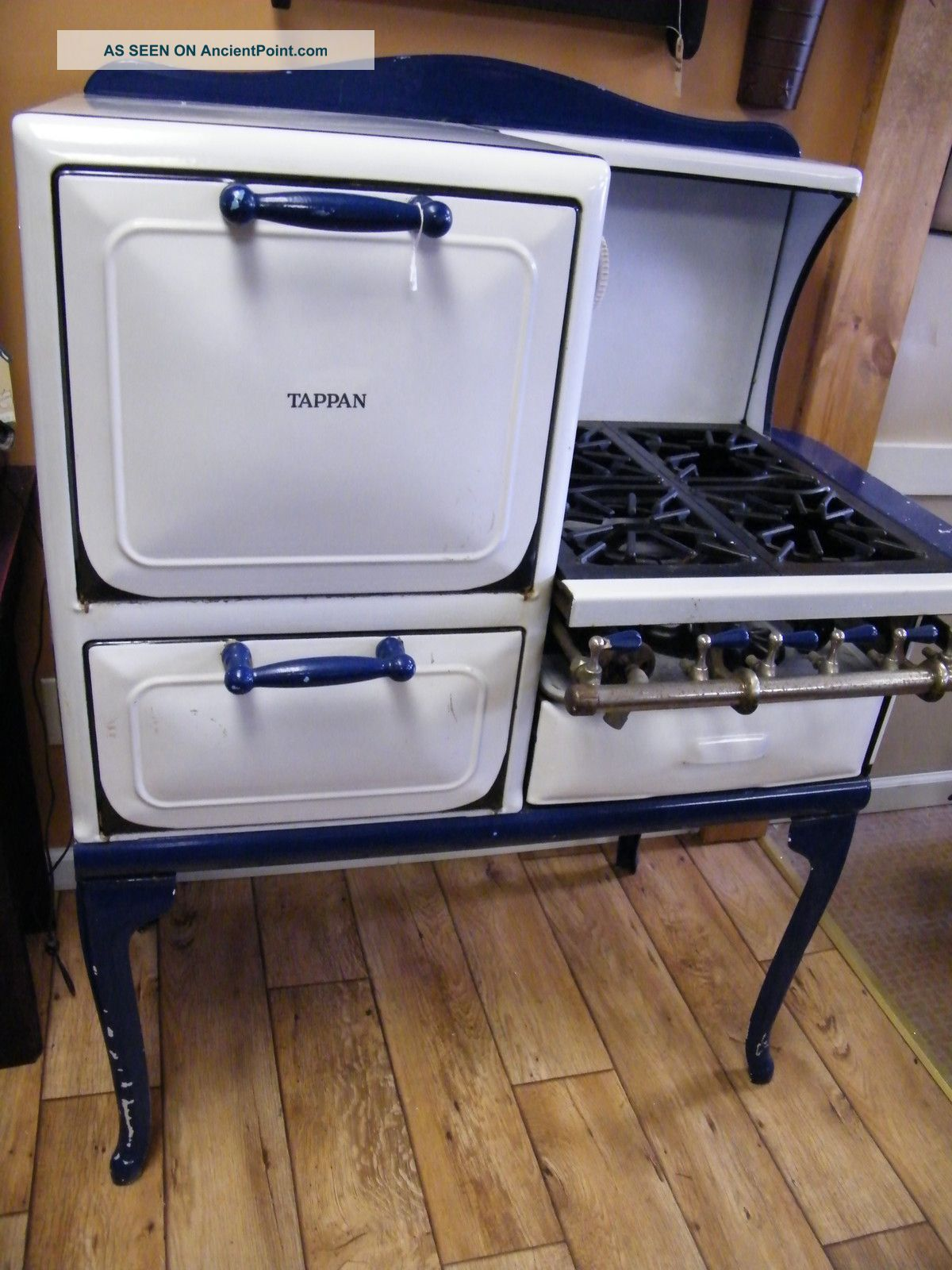 Reproduction Kitchen Appliances General Electric Hotpoint 1932 Stove Price Not Determined Home