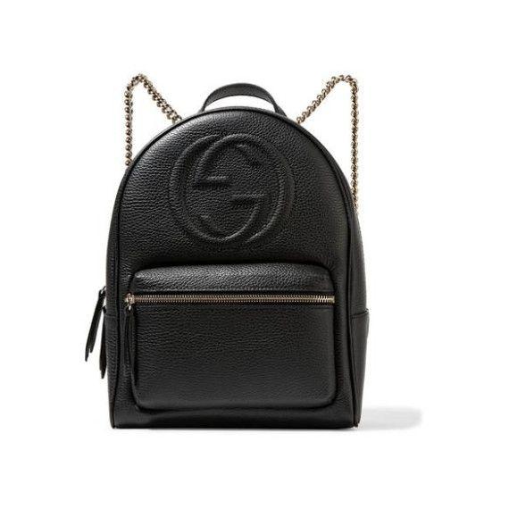 64ff493a1fd1d Trend  Rucksack. Soho Rucksack aus strukturiertem Leder von Gucci ...