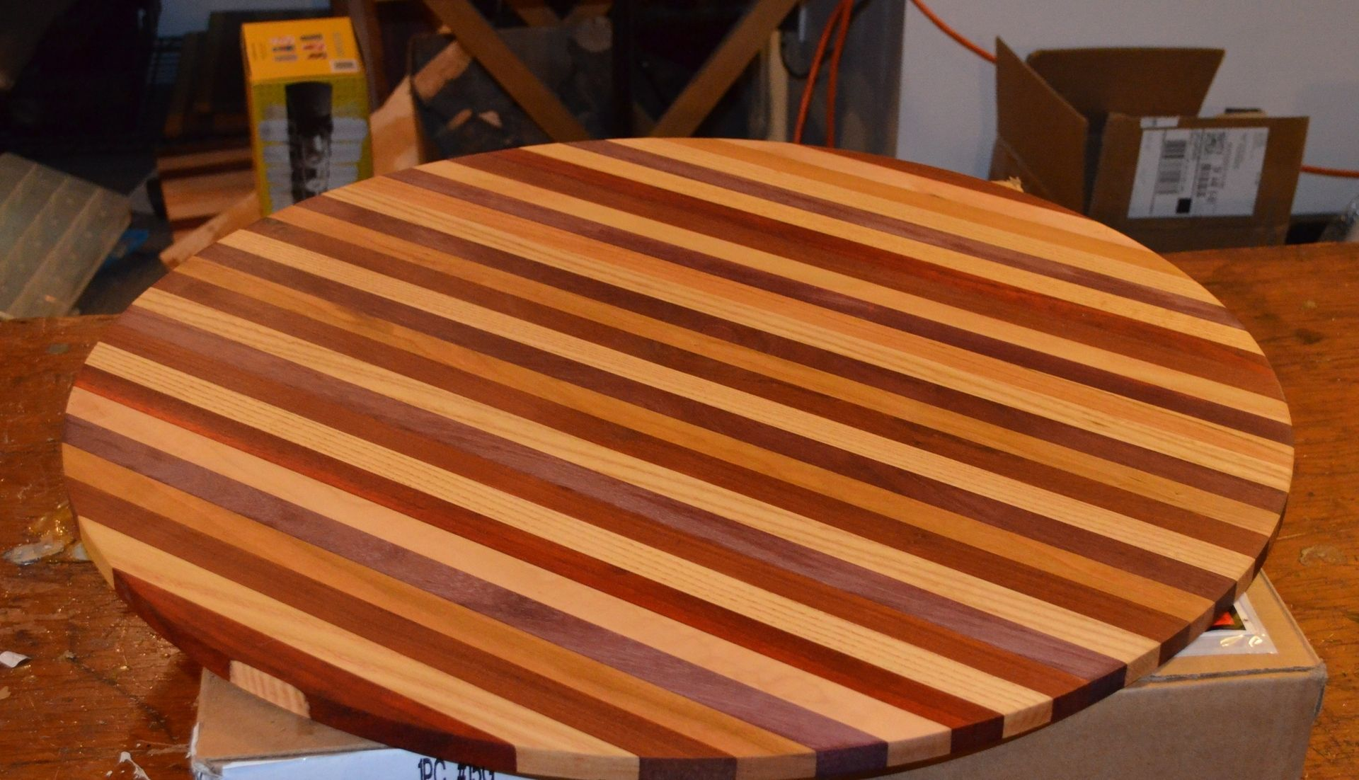 Miraculous Custom Made Butcher Block Table Top For Wine Barrel Dining Download Free Architecture Designs Embacsunscenecom