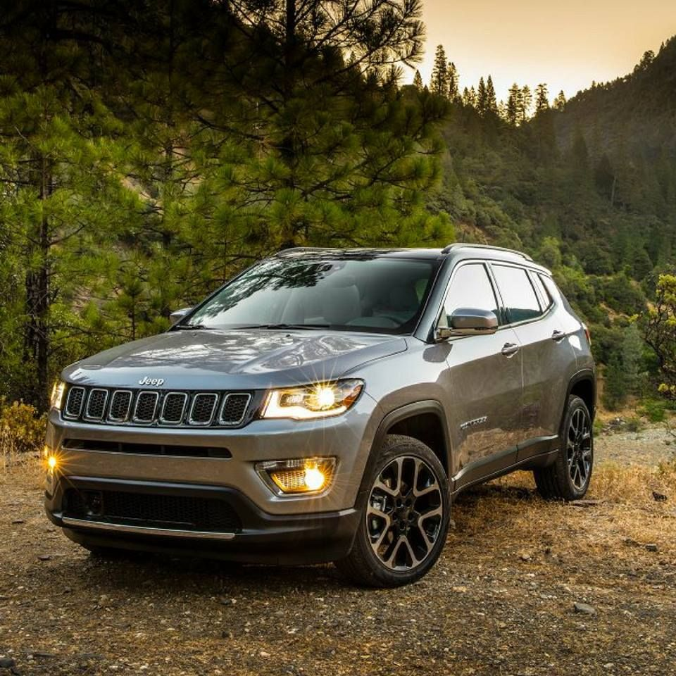 The 2017 Jeep Compass Has Been Completely Re Designed From The