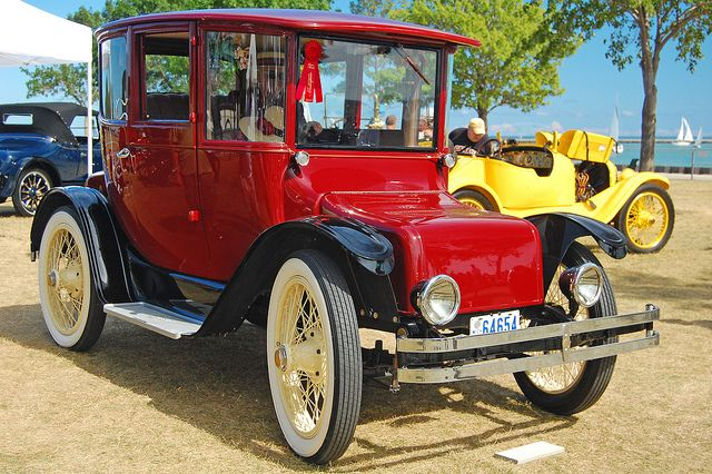 Detroit Electric Car Electric Cars Classic Cars Trucks Cars