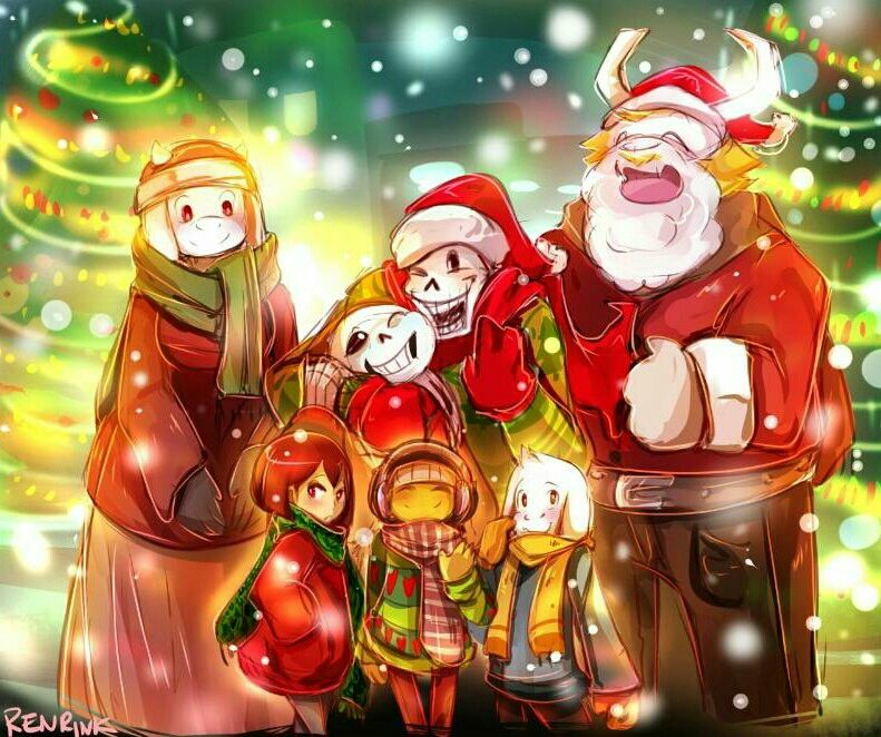 Undertale Christmas.This Is How I Want My Christmas To Go Undertale
