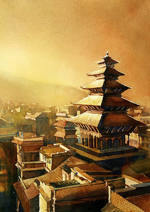 Wall Decoration Nepal
