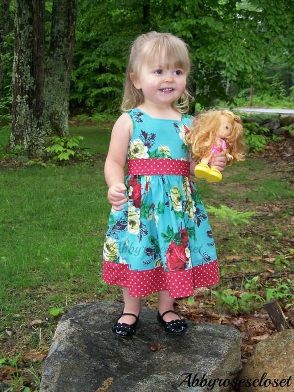 Looking for your next project? You're going to love Alyssa Dress Pattern by designer littleowlpatterns.