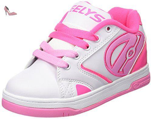 Chaussures Heelys HX2 blanc cassé fille XozxSxQLN