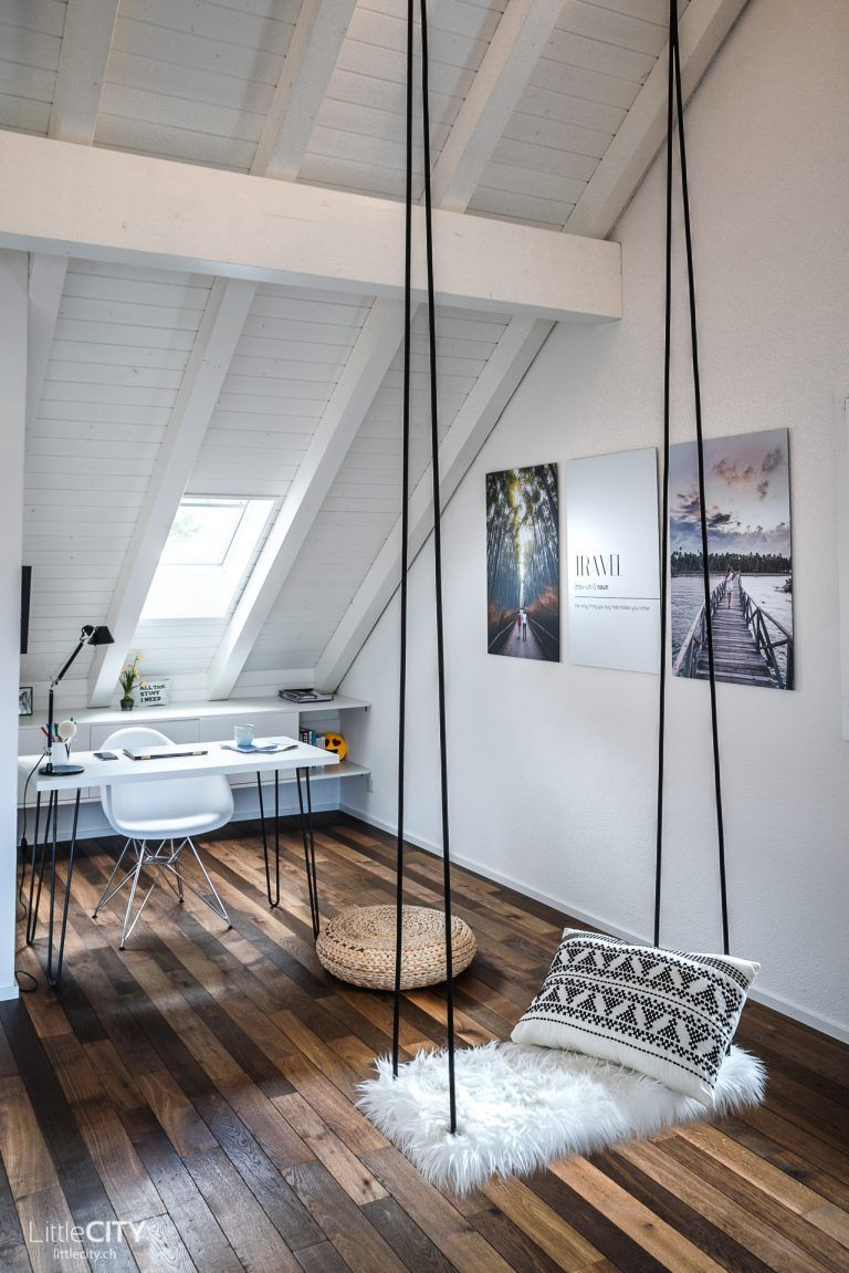 Photo of Einblick in unser Büro & unsere Indoor Schaukel ⋆ LittleCITY.ch: Schweizer Reiseblog / Travelblog mit Reise- & Ausflugstipps