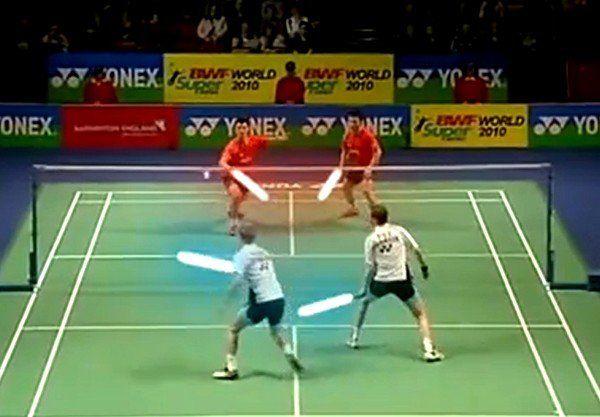 7 Jenis Manusia Yang Korang Akan Jumpa Setiap Kali Keluar Main Badminton Main Badminton Seminggu Sekali Dah Tentu Macam Macam R Badminton Star Wars Nerd Life