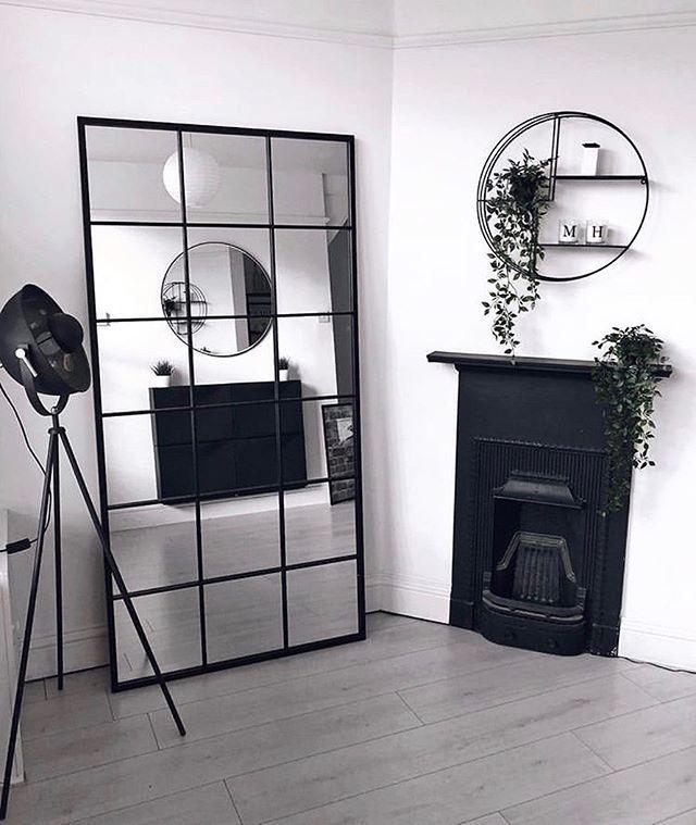 Full Length Mirror, Large Industrial Mirror,Eagan Mirror