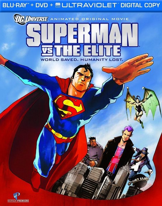 Free Download Superman Vs Elite The Man Of Steel Finds Himself Outshone By A New Team Of Ruthless Superheroes Superman Vs The Elite Superman Animated Movies