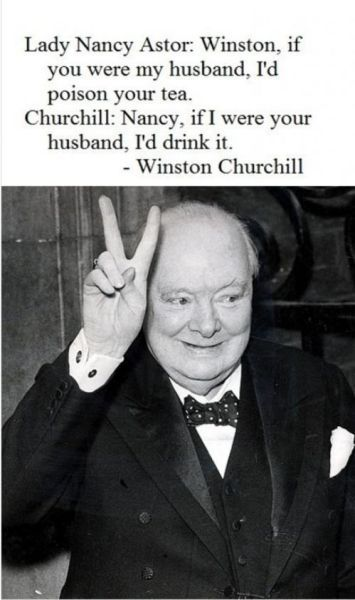 Winston Churchill Quotes Funny Winston Churchill's Most Kick Butt Quotes | Sayings | Pinterest  Winston Churchill Quotes Funny