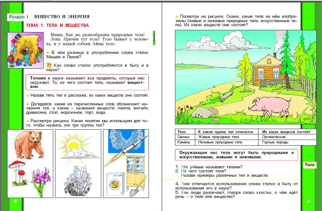 Учебник окружающий мир 3 класс программа 2100 скачать бесплатно