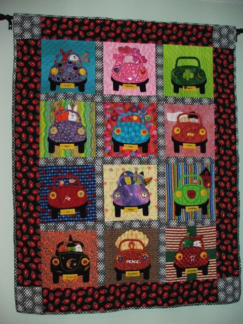 Image may have been reduced in size. Click image to view fullscreen. | quilting | Pinterest | Vw ...