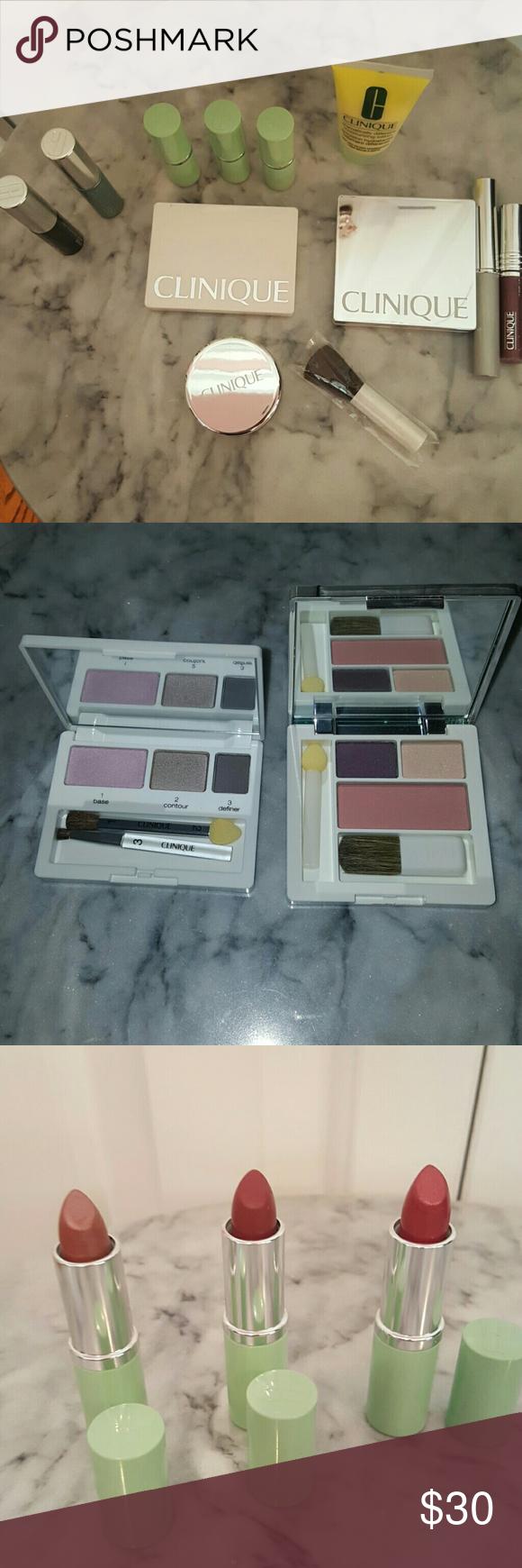 Clinique Bundle Sephora makeup, Clinique, Lip colors