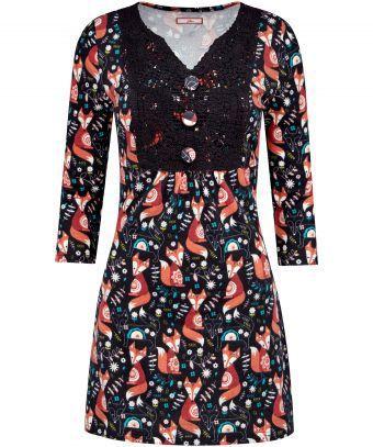 Foxy roxy cocktail dress