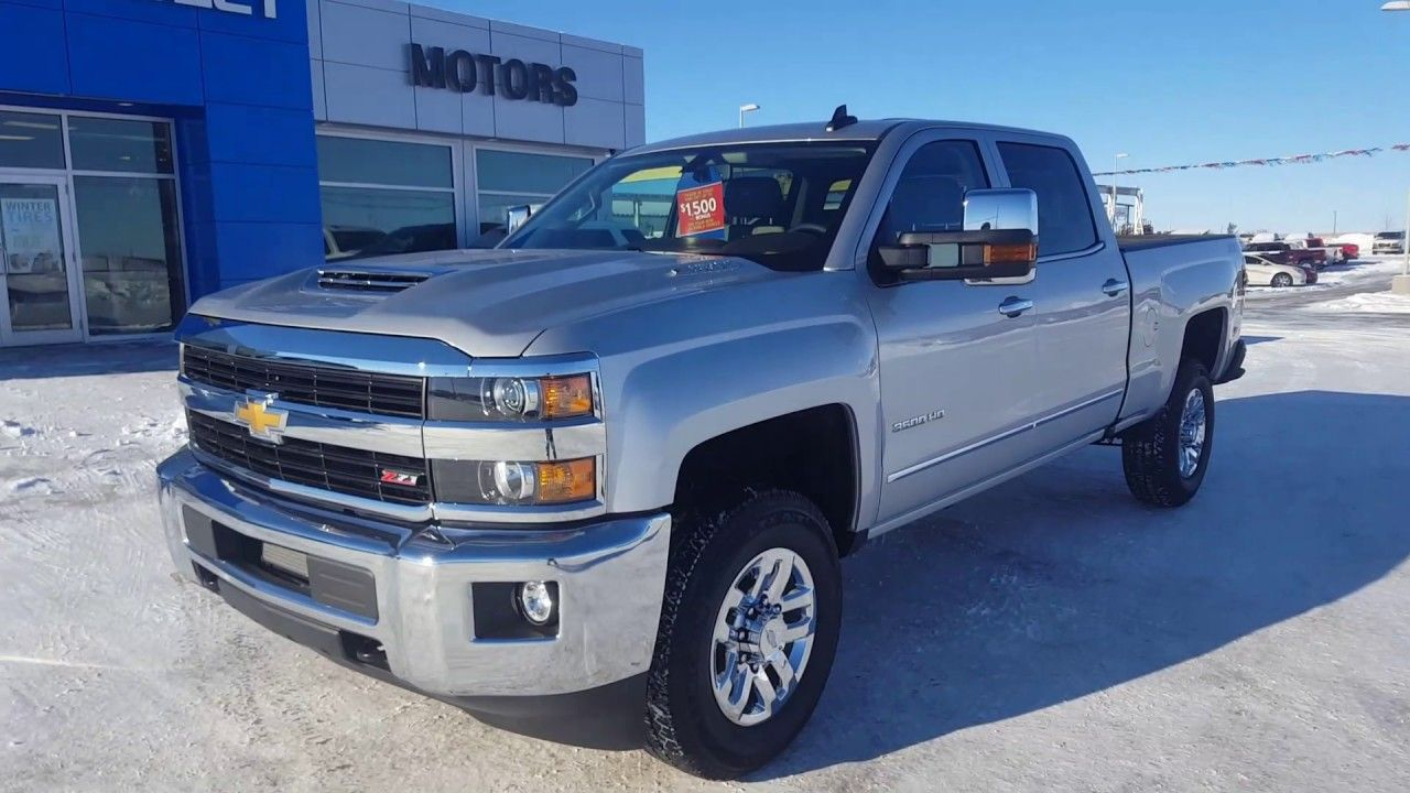 2017 Chevrolet Silverado 3500hd Diesel Colors Release Date Redesign Price The Chevrolet