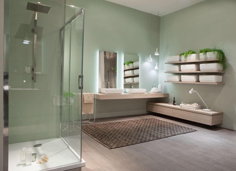 Ki, la nouvelle salle de bains de Scavolini   Salle de bains ...