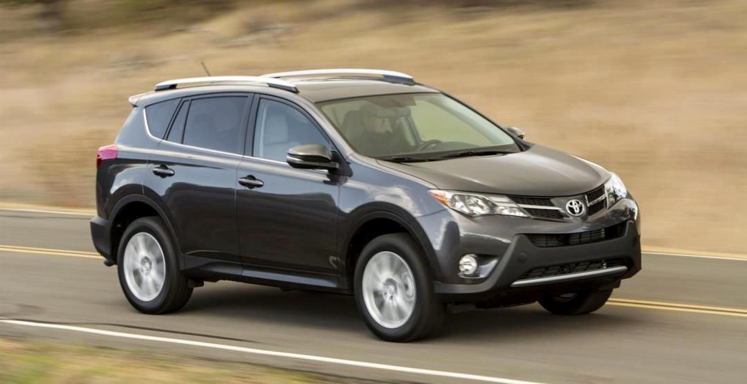 Toyota RAV4 2014 Price (With images) Crossover suv