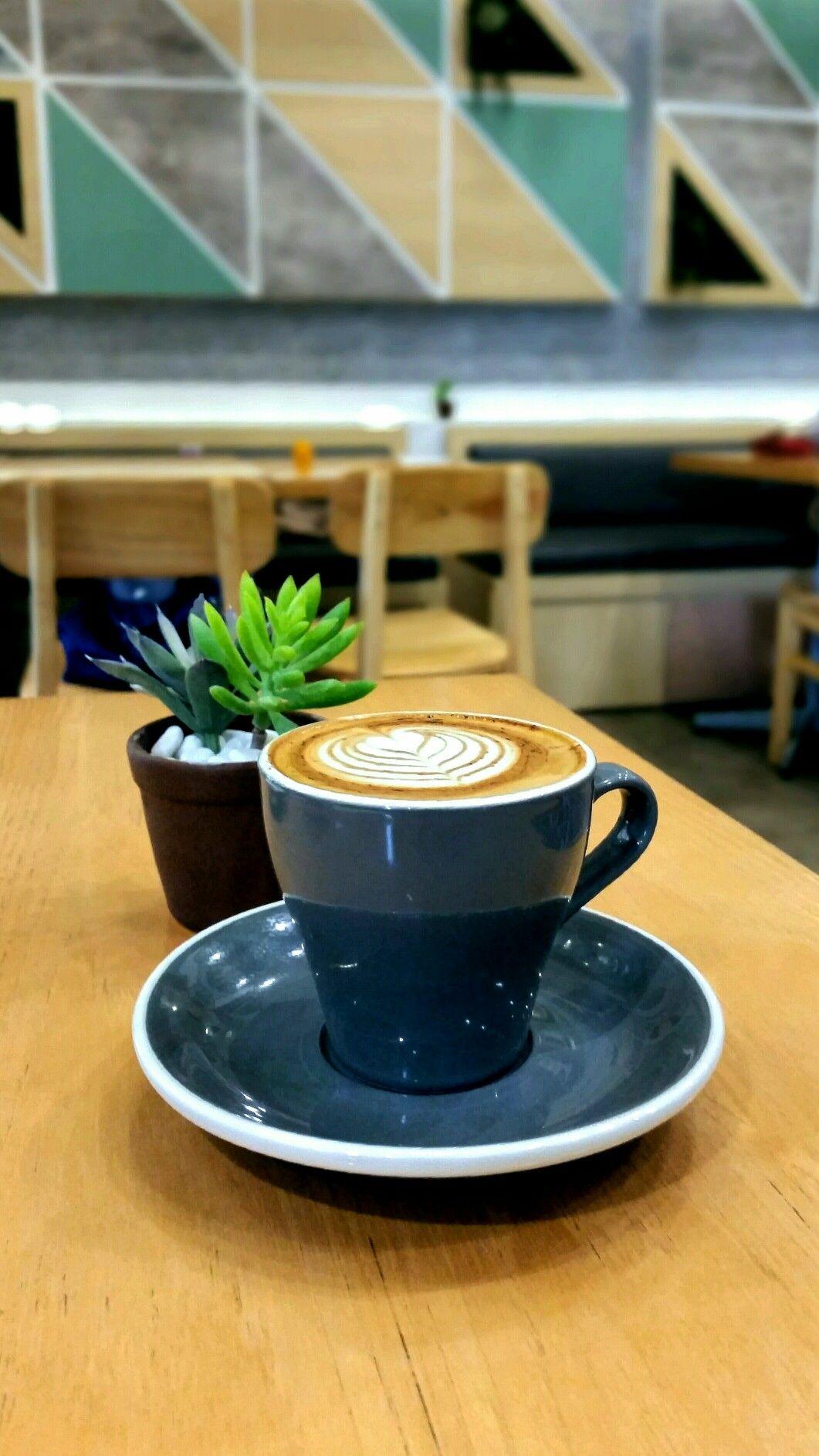 """Cappuccino"", Maple & Oak, Jakarta Coffee photography"