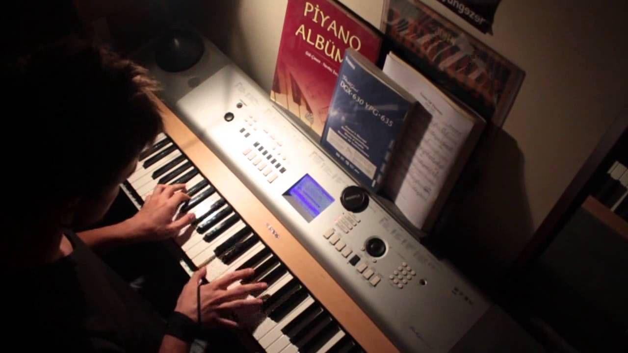 Evgeny Grinko Valse Piano Cover Yamaha DGX 630 | Music