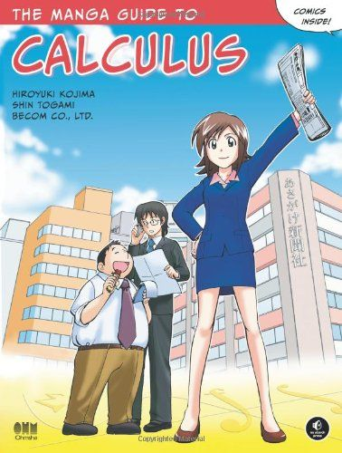 The Manga Guide To Calculus 책