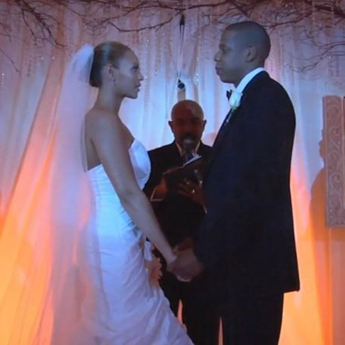 Celebrity Weddings And Engagements