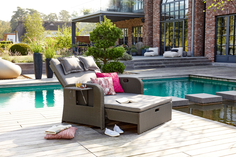 Loungesofa Linosa Outdoor Lounge Aussenmobel Outdoor