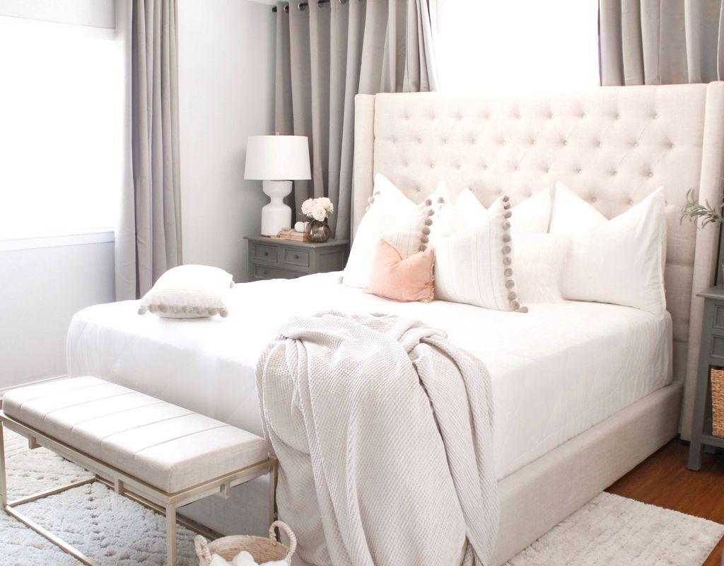 40 Best Bedroom Interior Design Ideas Havenly In 2021 Cozy Bedroom Design Bedroom Interior Bedroom Design