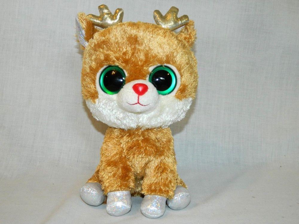 592233744fa ALPINE Reindeer Ty Beanie Boo 10