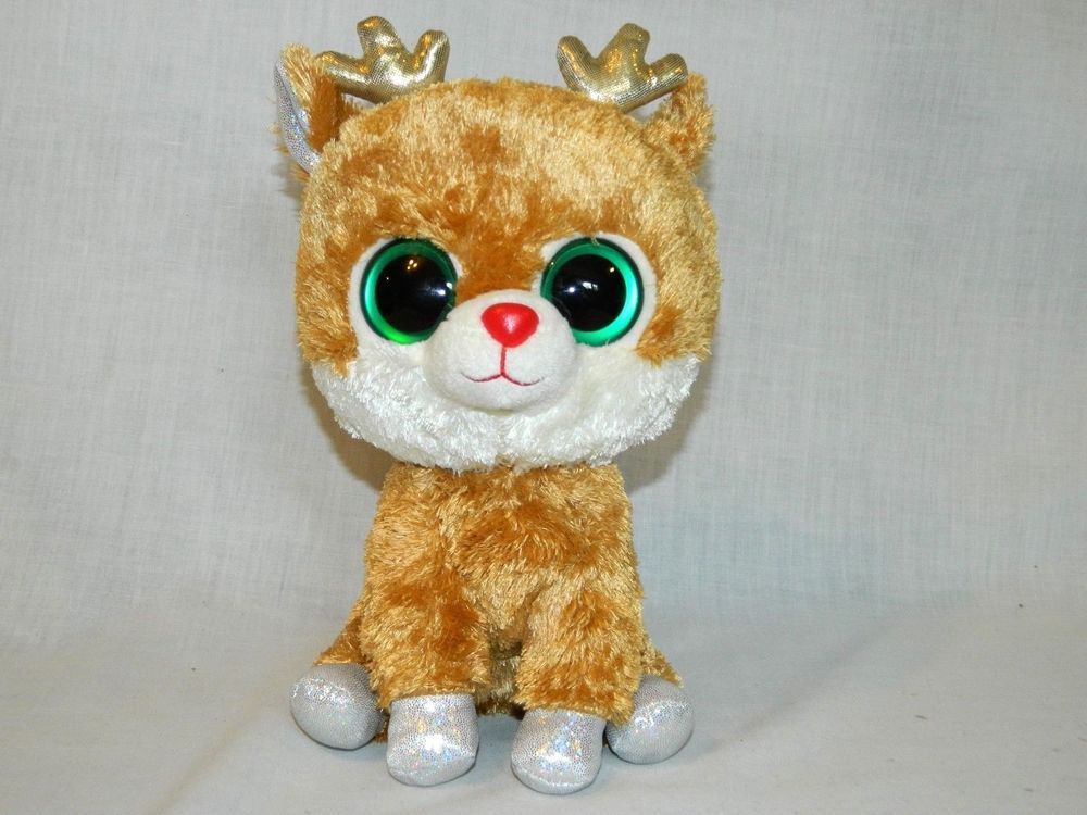 90d526d8b7a ALPINE Reindeer Ty Beanie Boo 10