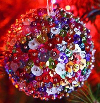 decoración diy para navidad