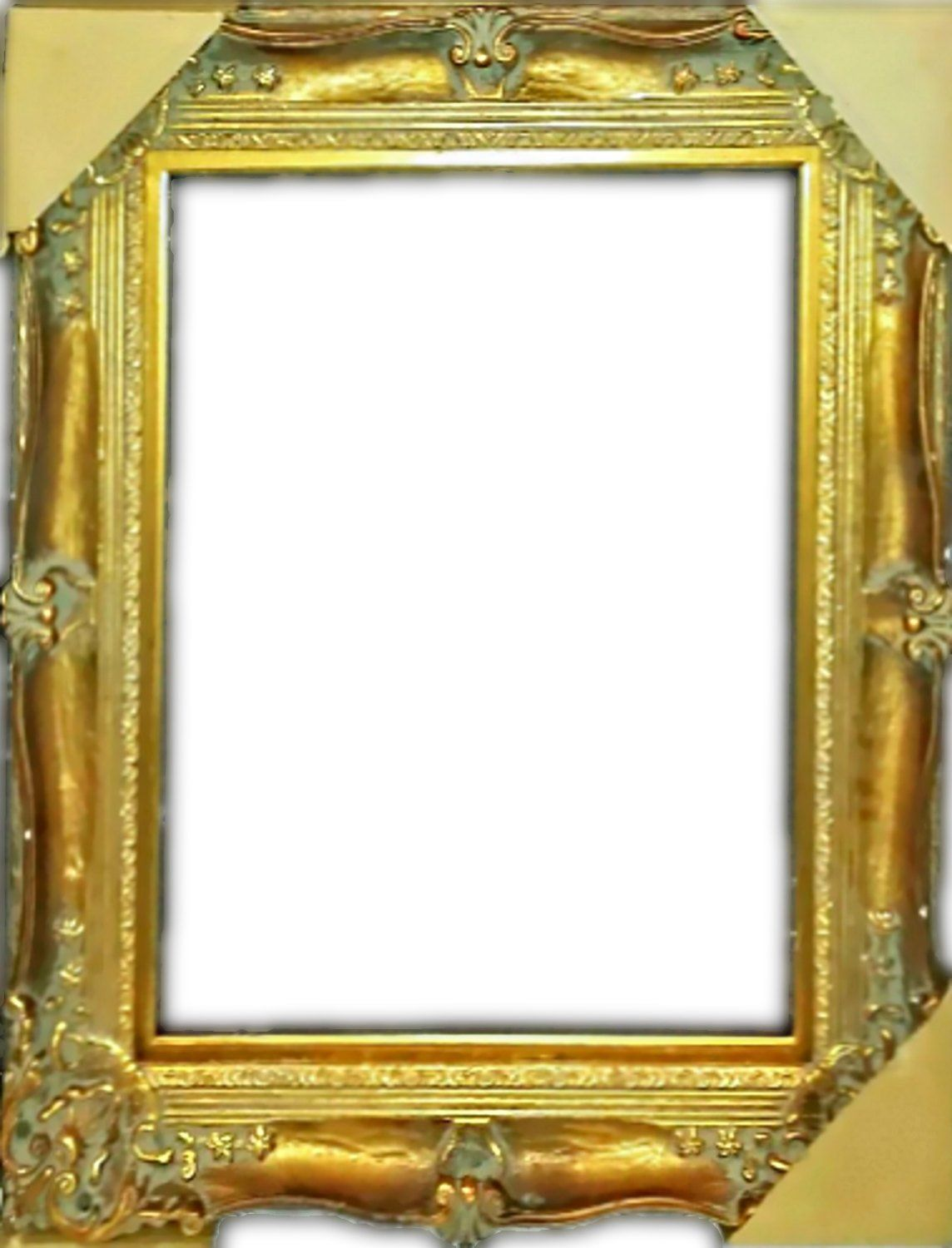 20th Century Gold Gilt Picture Frame 20x24   Picture Frame ...