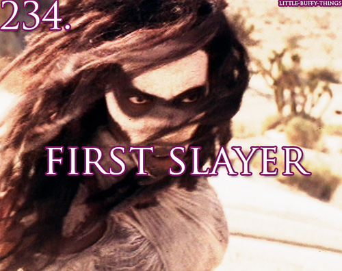 the first slayer